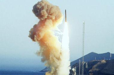 США запустили межконтинентальную ракету Minuteman III