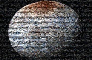 NASA представило мозаику Плутона из фотографий пользователей соцсетей