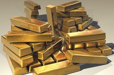 Золотой запас Украины вырос на тонну