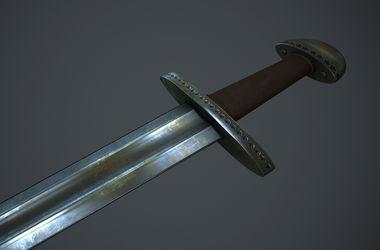 В Норвегии турист случайно нашел 1200-летний меч викинга