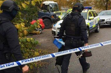 """Атака """"самурая"""" на школу в Швеции: жертв стало вдвое больше"""