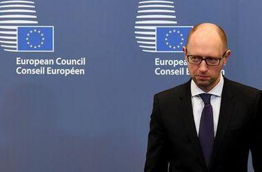 Правительство предлагает уволить 9 тысяч судей - Яценюк