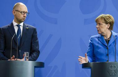 Минские соглашения, в первую очередь, должна выполнить Россия - Яценюк
