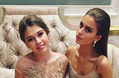 Дочь Веры Брежневой и внучка Софии Ротару покорили красотой на балу в Москве
