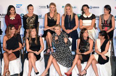 Лучшие теннисистки мира надели сексуальные платья