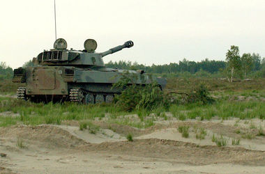 ОБСЕ обнаружила 122-мм гаубицы боевиков за линией разграничения