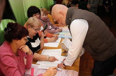 Как голосовали кандидаты в мэры Одессы
