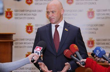 На выборах мэра Одессы лидирует Труханов
