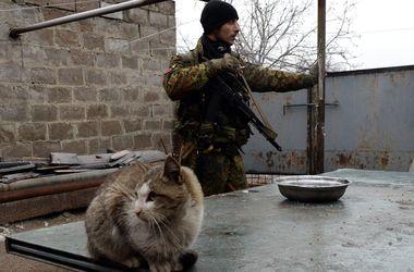 Боевики ведут активную разведку - Тымчук