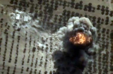Сирийская оппозиция обвинила российскую авиацию в гибели более 200 мирных жителей