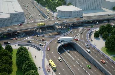 Развязку на Шулявке реконструируют за 1,18 млн грн (проект)