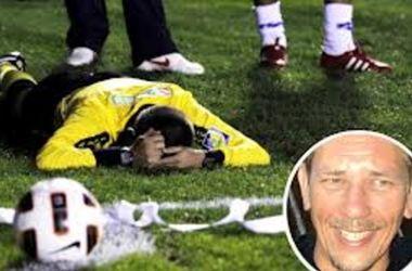 В Голландии убившие арбитра футболисты отстранены от футбола