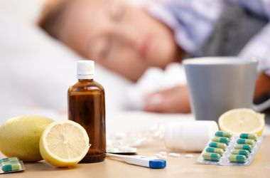 На Новый год в Украине будет свирепствовать грипп