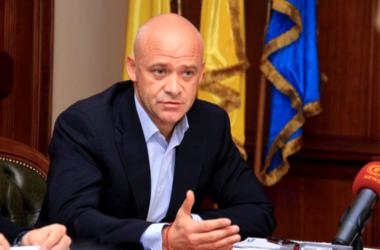 Горизбирком Одессы объявил о переизбрании Труханова мэром города в первом туре