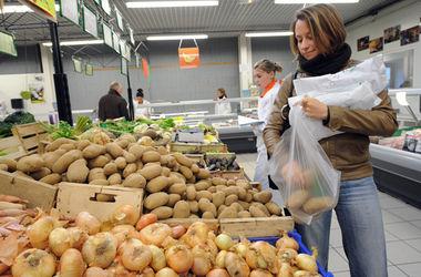 В Украине рекордно подорожали овощи