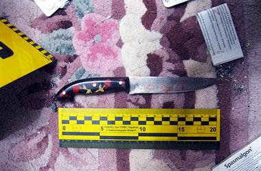 Нервный бизнесмен зарезал любимую жену кухонным ножом