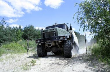 На полигоне под Николаевом военнослужащий пытался украсть грузовик ракет