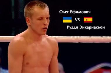 Семь украинских боксеров выйдут на ринг 5 декабря в Киеве