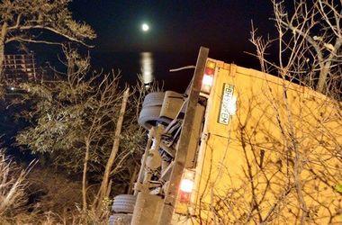 В Одессе авария с маршруткой произошла из-за невнимательности водителя