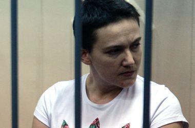 В сети появилось видео первого допроса пленной Савченко в России