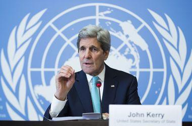 Керри раскрыл дальнейшие планы США в Сирии