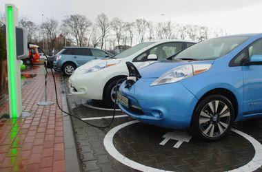 Украинцы начали пересаживаться на электромобили