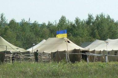 На полигоне под Николаевом найден труп военнослужащего