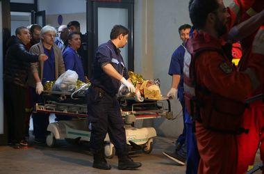 Очевидцы взрыва в клубе Бухареста рассказали жуткие подробности инцидента