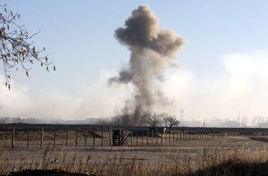 В Сватово продолжают рваться снаряды