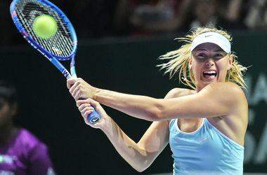 Первая красавица итогового турнира WTA Шарапова выбита в полуфинале