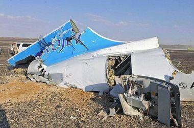 В авиакатастрофе российского лайнера в Египте погибли 25 детей