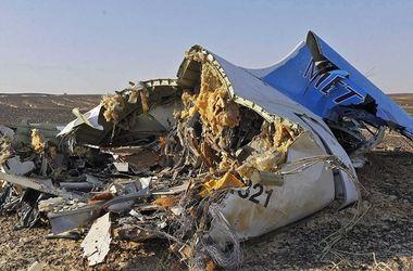 Упавший в Египте самолет мог разрушиться еще в воздухе