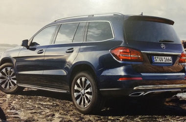 <p><span>Mercedes-Benz GLS. Фото: worldscoop</span></p>