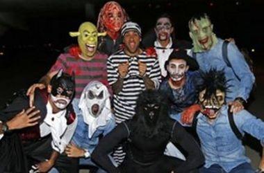 """Барселона"" извинилась за безумное празднование Хэллоуина"