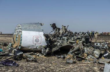 Эксперты назвали три версии крушения самолета А321 в Египте