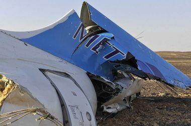 """Обнародованы первые данные """"черных ящиков"""" разбившегося в Египте Airbus A321"""