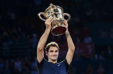 Роджер Федерер стал второй ракеткой мира