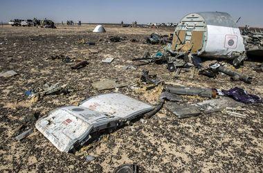 Останки пилотов разбившегося A321 до сих пор не обнаружены