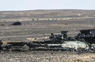 """""""Когалымавиа"""" назвала причину крушения российского самолета в Египте"""