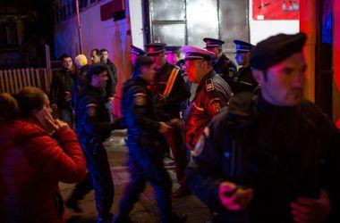 Пожар в ночном клубе Бухареста: число погибших возросло до 31
