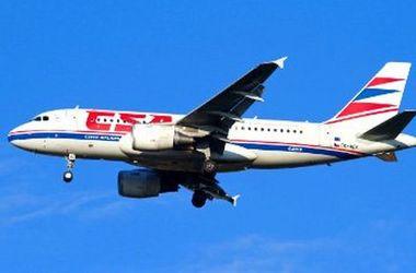 В Амстердаме аварийно сел Airbus чешской авиакомпании
