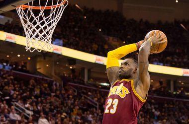 Леброн Джеймс стал самым молодым игроком, набравшим 25 000 очков в НБА