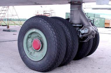 Лопнула шина