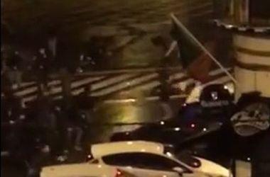 Английские болельщики были атакованы в Испании перед матчем Лиги чемпионов