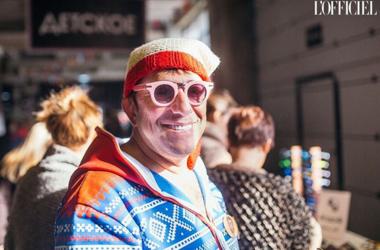 <p>Корогодский частот эпатирует публику своими образами. Фото: instagram/lofficielukraine</p>