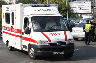 В Киеве молодой мужчина упал с 11 этажа и выжил