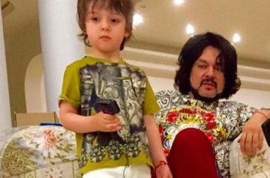 Киркоров доверил своих детей Алле Пугачевой
