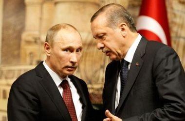 Путин и Эрдоган обсудили ситуацию в Сирии и договорились о встрече