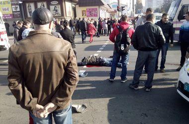 В Одессе лихач насмерть сбил мотоциклиста (18+)