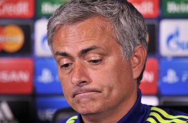 """""""Монако"""" хотел выкупить контракт Моуринью у """"Челси"""" за 50 миллионов евро"""